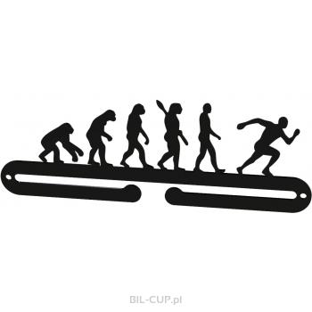 Aktualne Wieszak na medale EVOLUTION RUNNER w8 EA97